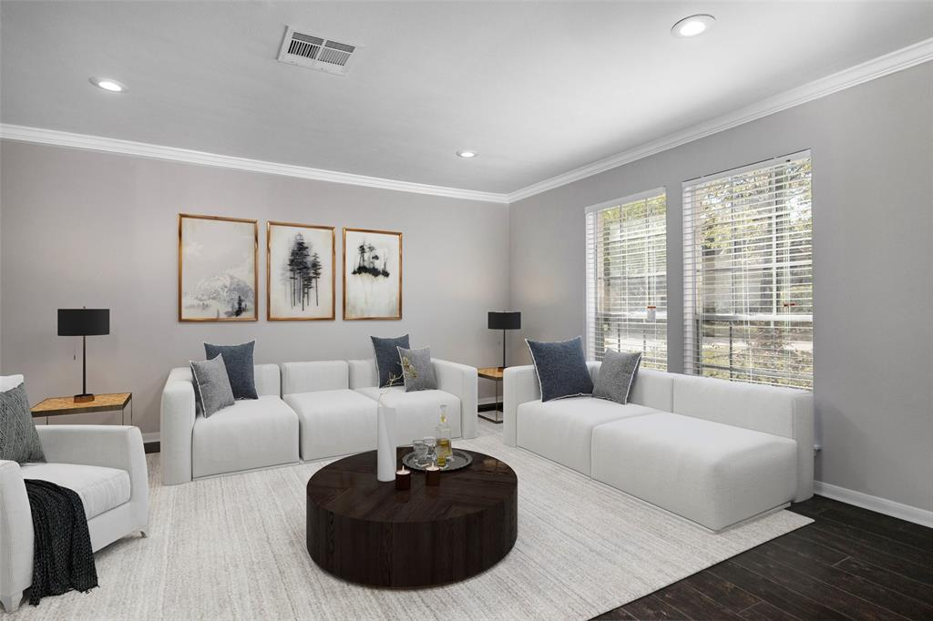 best virtual staging photography for Seabrook, TX real estate
