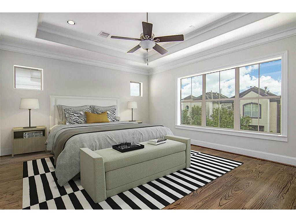 high quality Seabrook, TX virtual staging photography
